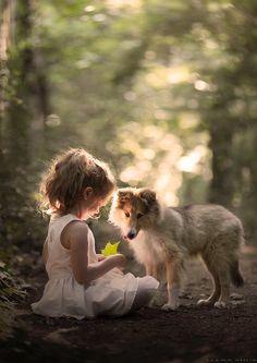 Precious friends...
