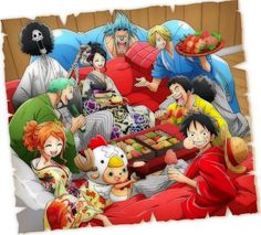 Family<< yes it is<333 it's now my 4000 pin on my one piece board and frankly, one piece is my life, it taught me so many things for life and i just love this show<333