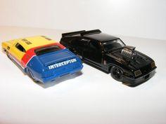 Custom Die-Cast Mad Max Cars