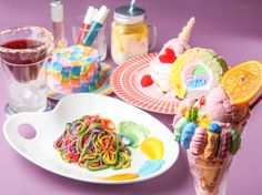 As the name gives away, this new café, opened right byLaforet Harajuku, is packed with elements drawn from all things kawaii. With interiors done b