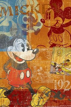 Arte Do Mickey Mouse, Minnie Mouse Drawing, Mickey Mouse Classroom, Mickey Mouse And Friends, Disney Mickey Mouse, Mickey Mouse Wallpaper Iphone, Cute Disney Wallpaper, Kawaii Disney, Disney Art