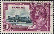 Swaziland 1935 King George V Silver Jubilee SG 22 Fine Used    SG 24 Scott 23 Other Commonwealth Stamps Here