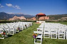 Stephen Sanderson Photography | Garden of the Gods Club Wedding Photographs | Colorado Springs Wedding Photographer