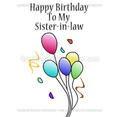 Funny Happy Birthday To My Sister In Law Images Mendijonas Blogspot Com