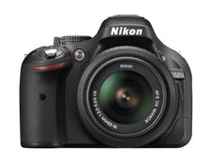Nikon D5200 24.1 MP CMOS Digital SLR with 18-55mm f/3.5-5.6 AF-S DX VR NIKKOR Zoom Lens (Black) - http://slrscameras.everythingreviews.net/9463/nikon-d5200-24-1-mp-cmos-digital-slr-with-18-55mm-f3-5-5-6-af-s-dx-vr-nikkor-zoom-lens-black.html