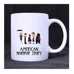 American Horror Story Coven Mug | 24 TV Show Coffee Mugs That Are Perfect For Both Your Coffee And TV Addiction