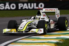Jenson Button, Brawn, Interlagos, 2009  www.f1fanatic.co.uk