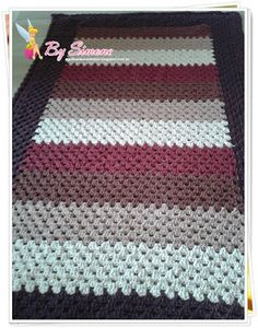 19 Super Ideas For Crochet Kids Blanket Patterns Beautiful Crochet Table Mat, Crochet Mat, Crochet Carpet, Crochet Home, Baby Blanket Crochet, Crochet For Kids, Crochet Doilies, Free Crochet, Pinterest Crochet
