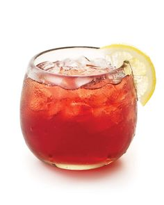 Celebrate Rosh Hashanah with this easy, refreshing cocktail, which is made with two ingredients traditionally served for the Jewish New Year. It has a healthy dose of pomegranate juice -- which comes from the many seeds that represent a fruitful year -- and a taste of honey, a symbol of the wish for sweetness in the days to come.