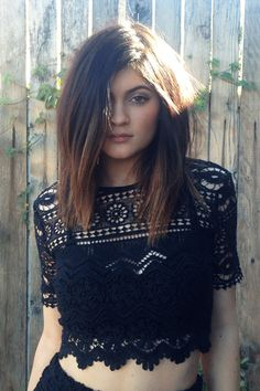 love-britt-irma:  Kylie Jenner love her hair & style in...