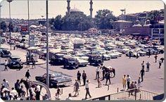 Üsküdar - 1970 lerde arabalı vapur sırası
