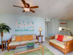 Gulf House #603 ~ Gulf Shores Condo Rental by Southern  Gulf House #603 is a lovely Gulf Shores condo rental overlooking the beaches of the Gulf of Mexico. Spend some time relaxing on your private balcony enjoying the view while you swap stories with your friends