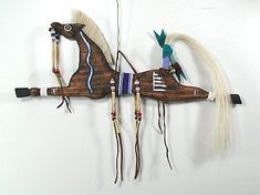 Lakota Spirit Horse Dance Stick