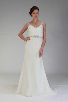Laureline Front Casablanca 2072 Bridal Stores Salt Lake