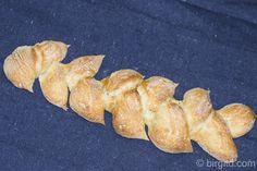 Pain d' Epi ♥ französische Brote in Ährenform #rezept #recipe #bread #frenchbread #backen #baking