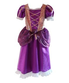 Look at this Purple Princess Dress - Toddler & Kids on #zulily today!