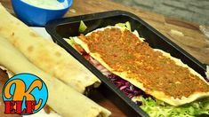 #171 Lahmacun oder türkische Pizza schnell und einfach selber machen | K...