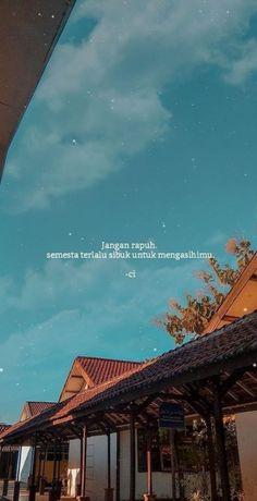 Quotes Indonesia Posts 35 New Ideas Quotes Rindu, Quotes Lucu, Cinta Quotes, Quotes Galau, Story Quotes, Tumblr Quotes, Text Quotes, Mood Quotes, Quotes Lockscreen