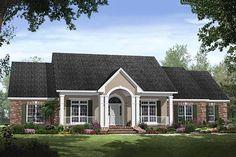 Sand Mountain House - John Tee, Architect - Print   Southern Living ...