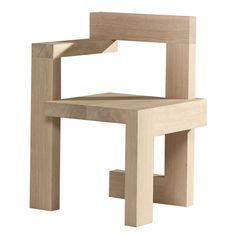 Steltman Chair by Gerrit Rietveld for Spectrum and Rietveld Originals