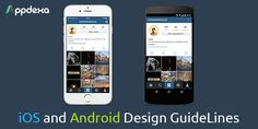 Android vs iOS: Narration of Designing