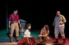 Tarzan at The Muny - Musical Review