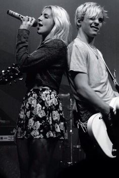 The Cutiests  Ross and Rydel