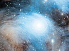 The Merope Reflection Nebula