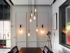 STUDIO BUSTER + PUNCH LIGHTING DESIGN