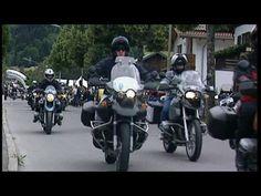 BMW Motorrad Days in Garmisch-Partenkirchen - YouTube