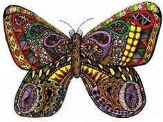 Tangled Butterfly
