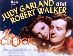 When soldier Joe Allen (Robert Walker) arrives in New York City to start his 48-hour leave, he happens to meet secretary Alice Maybery (Judy Garland) when she trips over his foot and breaks her shoe. Description from hollywoodrevue.wordpress.com. I searched for this on bing.com/images