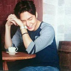 I love Lee Min Ho 💕