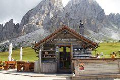 kleine Zeitreise zurück in den Sommer... auf zur Fornella Hütte in Südtirol