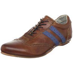Blackstone Men's Sandro - J38 Oxford $80.10 Adidas Sneakers, Shoes Sneakers, Men S Shoes, Sandro, Casual Shoes, Oxford, Lace Up, Brown, Fashion