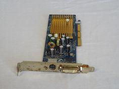 Nvidia gigabyte gv-n62256dp2-rh dvi graphics card #GIGABYTE