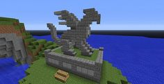 A little Griffon Minecraft Project More