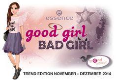 essence - good girl bad girl (Limited Edition: November-Dezember 2014)