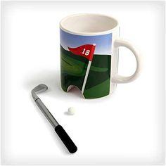 Putter Cup Golf Mug. Fun gift!