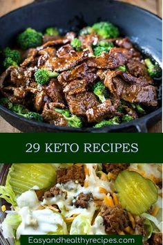 29 Keto Recipes That Will Keep You Weigh Loss – Yummy – Best Ideas for Dinner