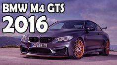 2016 BMW M4 GTS Twin Turbocharged 3.0L Seven Speed M Double Clutch Autom...