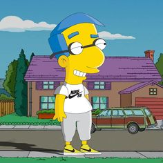 Homer Simpson Hypebeast x Cartoons Homer simpson, Bart