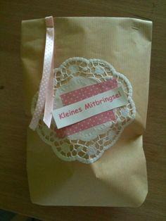 handmade geschenktüte