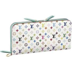 LOUIS VUITTON MONOGRAM MULTICOLORE INSOLITE WALLET M93753