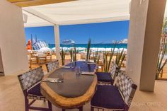 Who's tried the new SUR Beach House in Cabo San Lucas #Mexico  ? So far, we're in love! Great spot to soak up the sunshine and enjoy great food in a stylish setting! Read More on our Blog... http://www.cabovillas.com/blog/stylish-sur-beach-house-opens-in-cabo-san-lucas/ #food   #dining   #LosCabos   #beach   #MedanoBeach   #Cabo   #CaboSanLucas   #Mexico   #Baja   #Travel   #Tourism