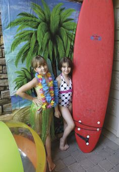 beach themed photo booth for kids - Google Search