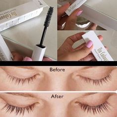 Need to try this! A treatment for lash growth