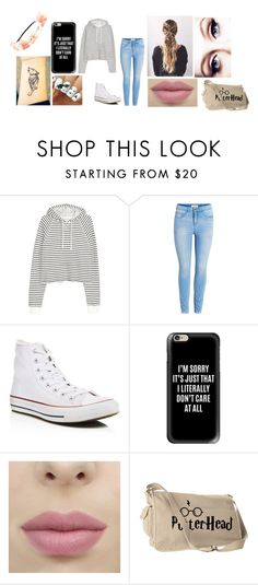 """Untitled #283"" by shyoxic on Polyvore featuring Converse and Casetify"