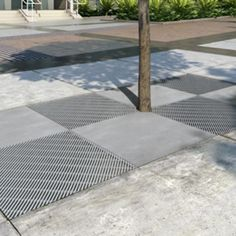 Urban Accessories Trench Grate - variations