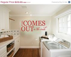 ON SALE Vinyl Wall Decal Sticker Art  It all by wordybirdstudios